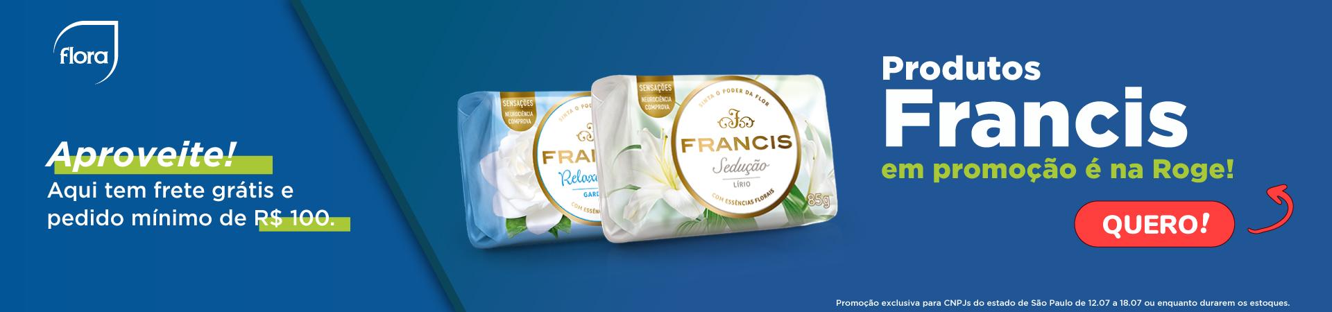 Francis (divulgação)