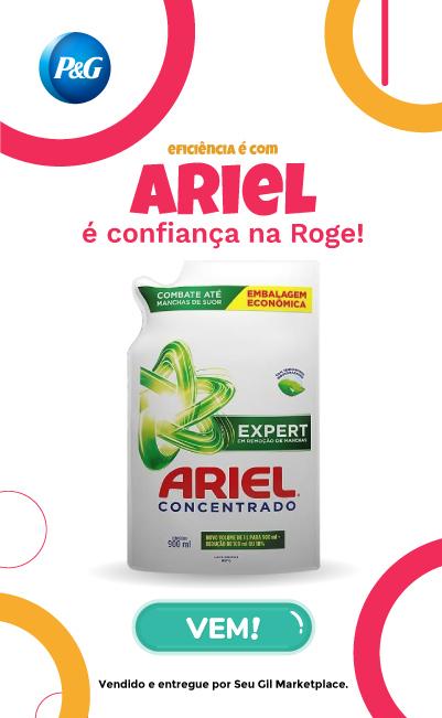 Ariel Divulgação