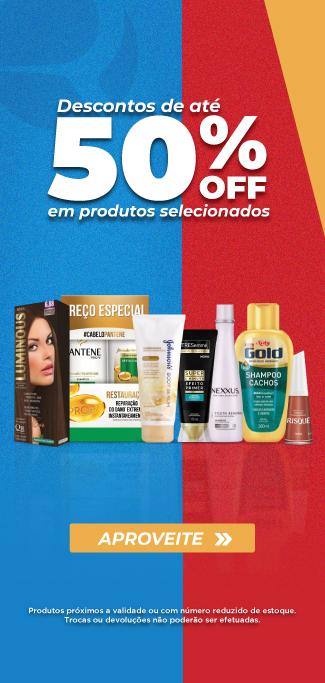 Genérico 50% OFF - Divulgação