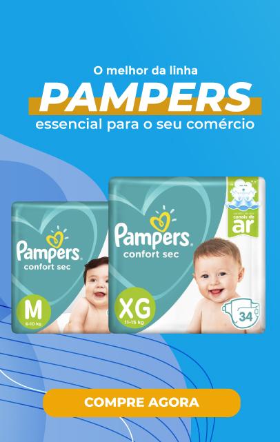 Divulgação Group pampers