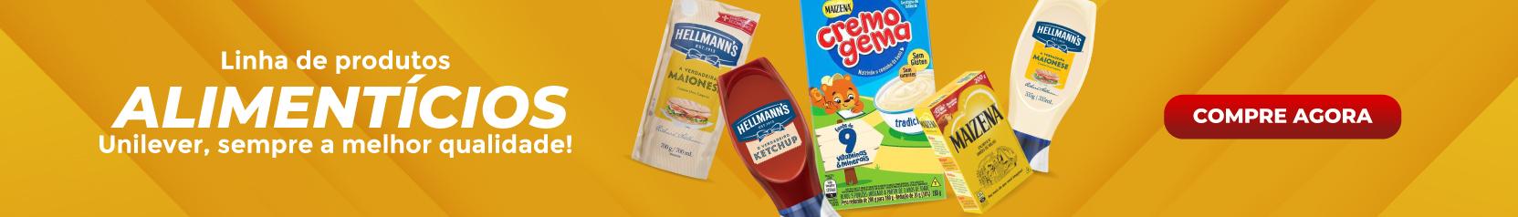 CenterMiddle Linha de produtos alimentícios