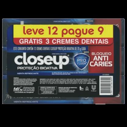 Imagem de Creme dental gel close-up 70g proteção bioativa l12p9