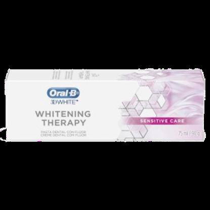 Imagem de Creme dental branqueador oral-b 90g sensitive care