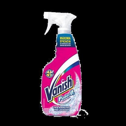 Imagem de Tira manchas pré lavagem vanish 500ml pó2