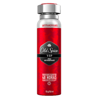Imagem de Desodorante aerosol old spice 150ml vip