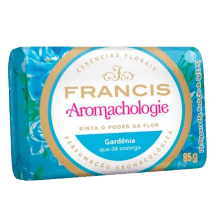 Imagem de Sabonete em barra uso diário francis 85g azul