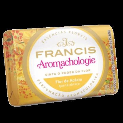 Imagem de Sabonete em barra uso diário francis 85g amarelo