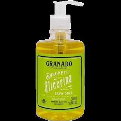 Imagem de Sabonete líquido glicerinado granado 300ml erva doce