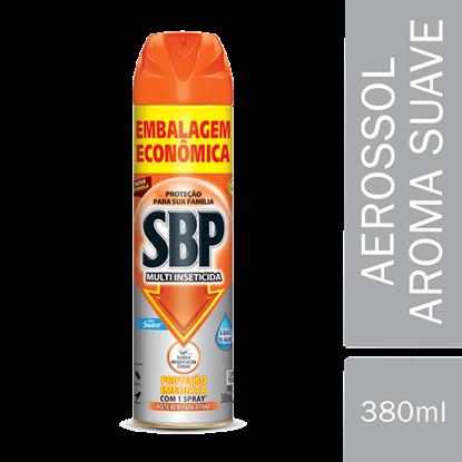 Imagem de Inseticida aerosol sbp 380ml multi embalagem econômica