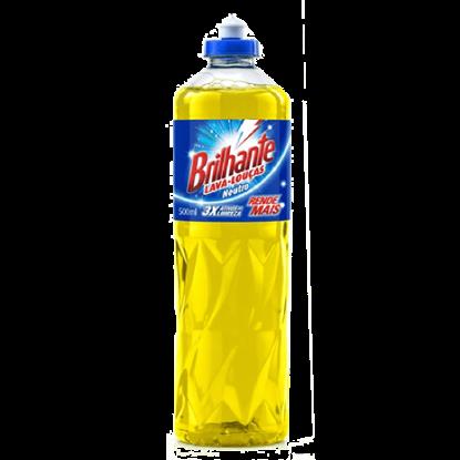 Imagem de Detergente líquido brilhante 500ml neutro