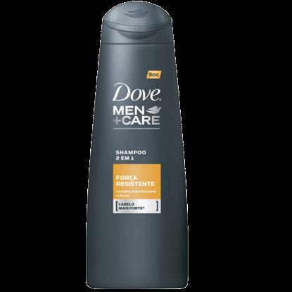 Imagem de Shampoo 2em1 dove 200ml men care força resistente