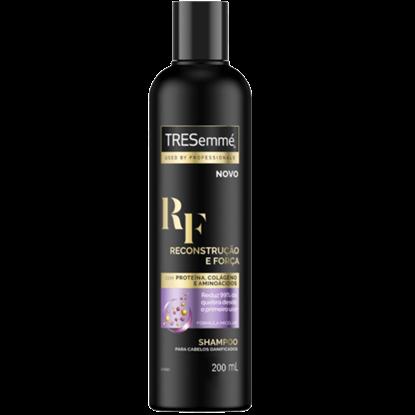 Imagem de Shampoo uso diário tresemmé 200ml reconstrução e força