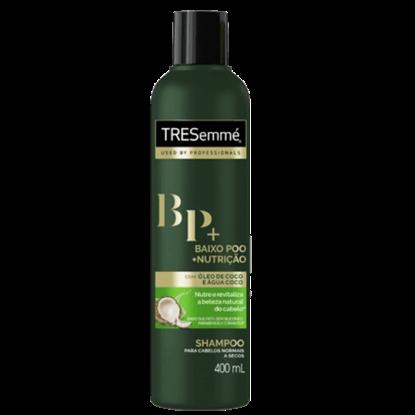 Imagem de Shampoo uso diário tresemmé 400ml baixo poo nutrição