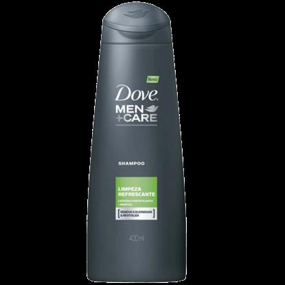 Imagem de Shampoo uso diário dove 400ml men care alívio refrescante