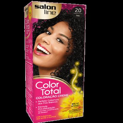 Imagem de Tintura permanente color total 2.0 preto