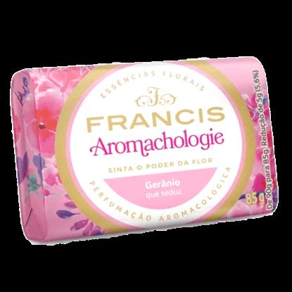 Imagem de Sabonete em barra uso diário francis 85g rosa claro