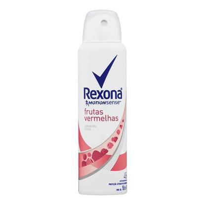 Imagem de Desodorante aerosol rexona 150ml frutas vermelhas