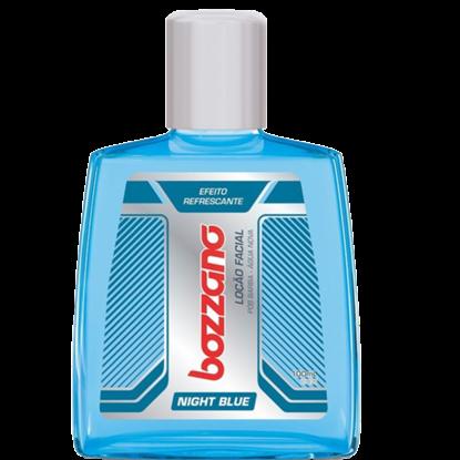 Imagem de Loção facial pós barba bozzano 100ml nigth blue