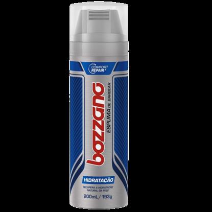 Imagem de Espuma de barbear em tubo bozzano 190g hidratação