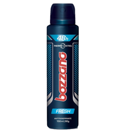 Imagem de Desodorante aerosol bozzano 150ml fresh