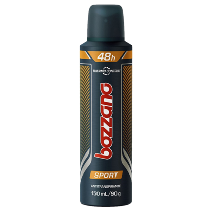 Imagem de Desodorante aerosol bozzano 150ml sport