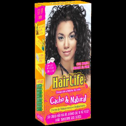 Imagem de Alisante capilar hair life 160g cacho natural