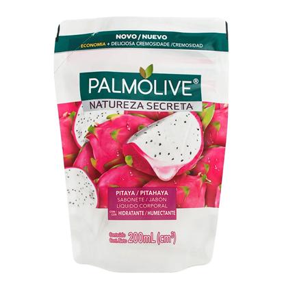 Imagem de Sabonete líquido uso diário palmolive 200ml pitaya