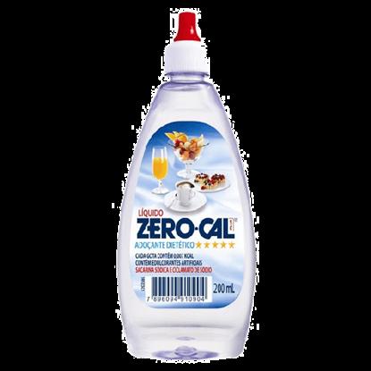 Imagem de Adoçante líquido zero cal 200ml ciclamato