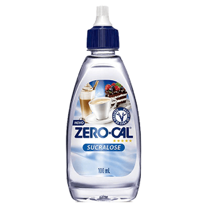 Imagem de Adoçante líquido zero cal 100ml sucralose