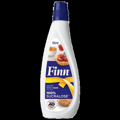 Imagem de Adoçante líquido finn 65ml sucralose