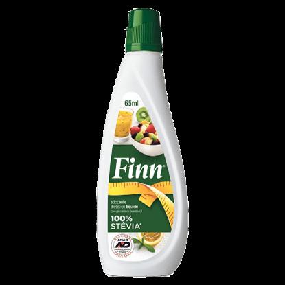 Imagem de Adoçante líquido finn 65ml stevia