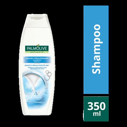 Imagem de Shampoo uso diário palmolive 350ml maciez prolongada