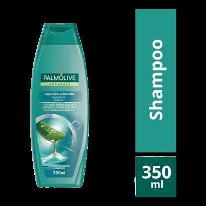 Imagem de Shampoo uso diário palmolive 350ml cachos controlados