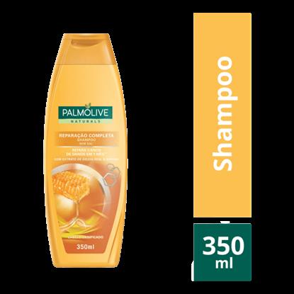 Imagem de Shampoo uso diário palmolive 350ml reparação completa