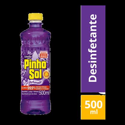 Imagem de Desinfetante líquido pinho sol 500ml citrus lavanda