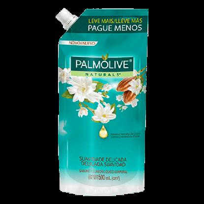 Imagem de Sabonete líquido uso diário palmolive 500ml jasmim refil