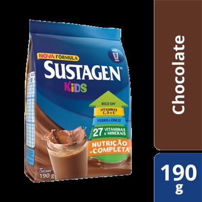 Imagem de Suplemento alimentar sache sustagem 190g chocolate