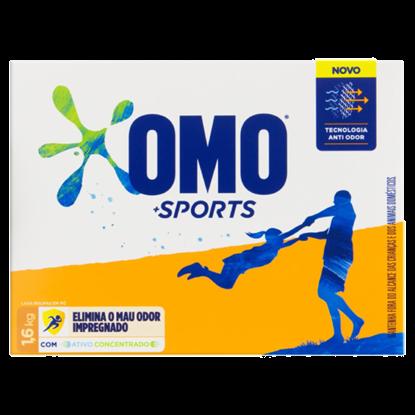 Imagem de Detergente em pó omo 1,6kg sports