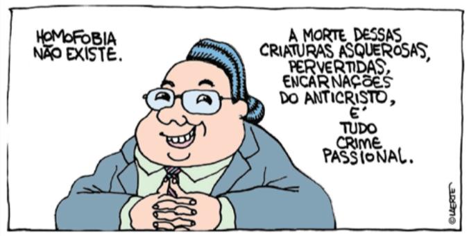 Homofobia em questão no Brasil