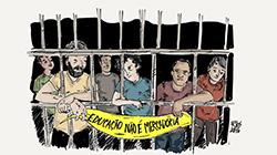 Ocupação das escolas de São Paulo: a educação é para todos?