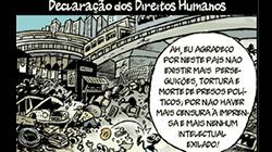 Direitos humanos pra humanos direitos?