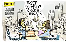 A herança da escravidão na sociedade brasileira do século XXI.