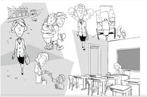 Evasão escolar e a realidade brasileira