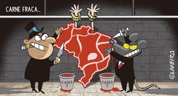 O comportamento alimentar brasileiro
