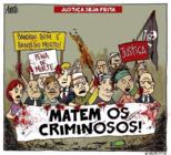 A prática da justiça com as próprias mãos no Brasil