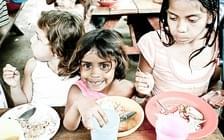 A alimentação na rede pública de ensino