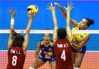 A valorização do esporte feminino no Brasil.
