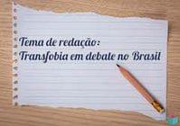 Transfobia em debate no Brasil