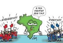 O patriotismo em questão no Brasil