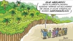 """""""Polêmicas acerca da expansão do agronegócio no Brasil"""
